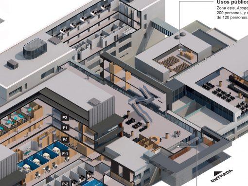 Edificio CUN Madrid