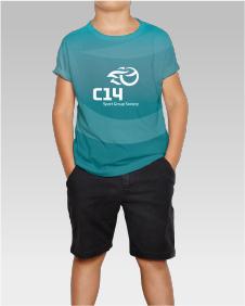 Camiseta C14 Sport Group