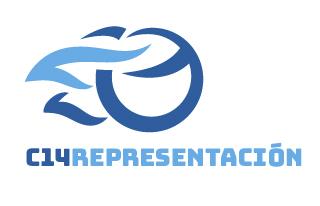 Logo C14 Representación